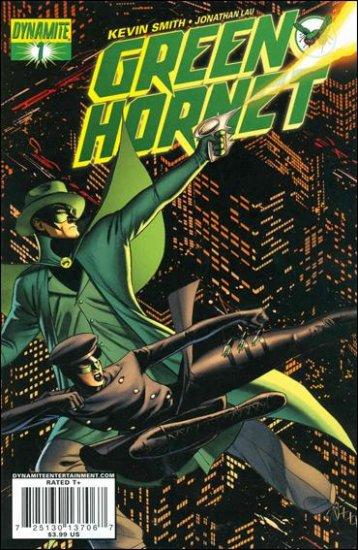GREEN HORNET #1 NM (2010) COVER B