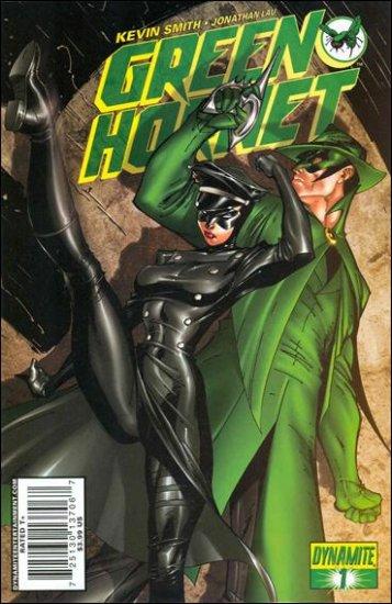 GREEN HORNET #1 NM (2010) COVER C