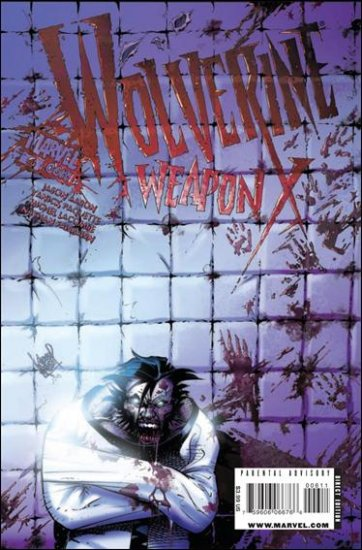 WOLVERINE WEAPON X #6 NM (2009) COVER A