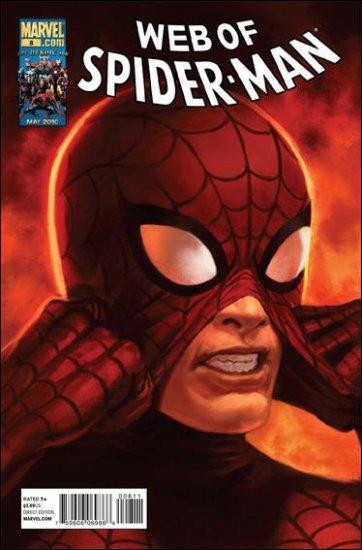 WEB OF SPIDER-MAN #8 VF/NM