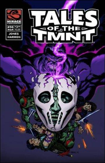 TALES OF THE TEENAGE MUTANT NINJA TURTLES #56 (2004)