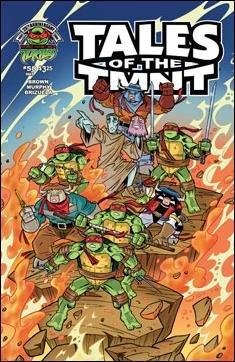 TALES OF THE TEENAGE MUTANT NINJA TURTLES #58 (2004)