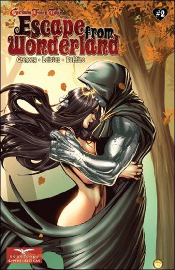 ESCAPE FROM WONDERLAND #2 CVR A NM (2010) : GRIMM FAIRY TALES