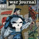 PUNISHER WAR JOURNAL #2 VF/NM  (1988)