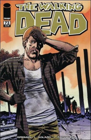 WALKING DEAD #73 NM (2010)