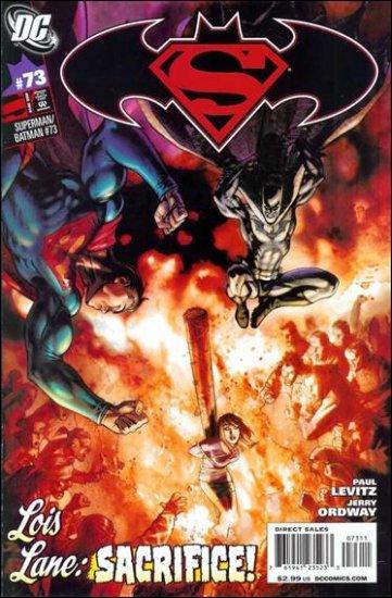 SUPERMAN BATMAN #73 NM (2010)