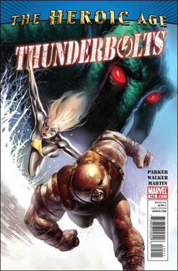 THUNDERBOLTS #145 NM (2010) HEROIC AGE