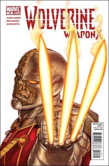 WOLVERINE WEAPON X #14 NM (2010)