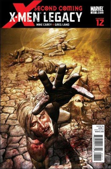 X-MEN LEGACY #237 NM (2010) SECOND COMING 12