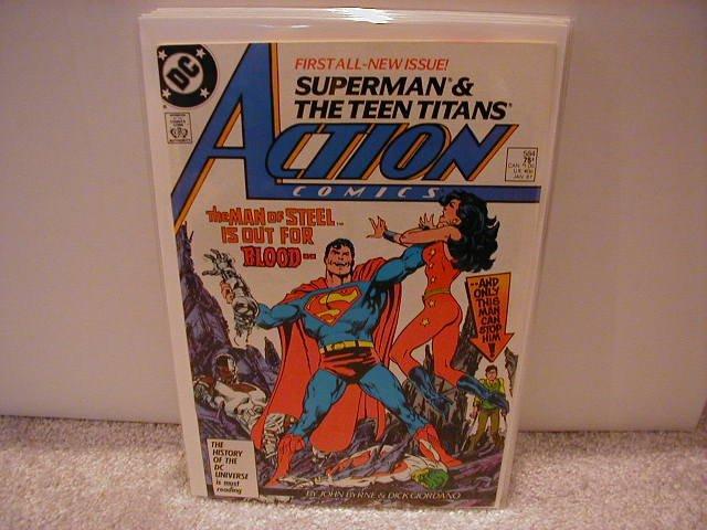 Action Comics (Vol 1) #584 [1987] VF/NM