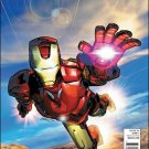 IRON MAN LEGACY #4 NM (2010)