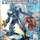HERCULES TWILIGHT OF A GOD #2 NM (2010)