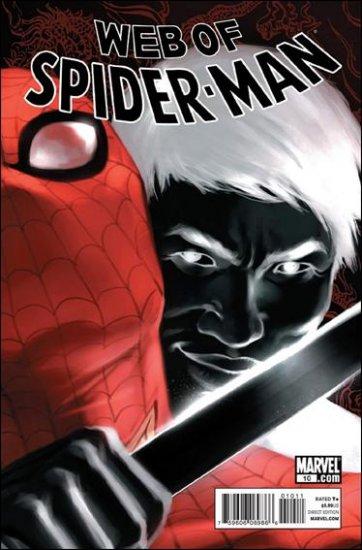 WEB OF SPIDER-MAN #10 VF/NM