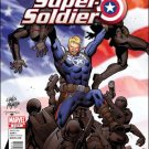 STEVE RODGERS SUPER SOLDIER #2 (2010)