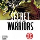 SECRET WARRIORS #16 NM (2010)