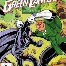 GREEN LANTERN CORPS #206 F/VF(1986)BLACK HAND