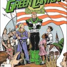 GREEN LANTERN CORPS #210 VF/NM(1986)
