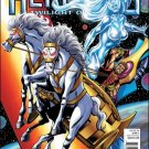 HERCULES TWILIGHT OF A GOD #4 NM (2010)