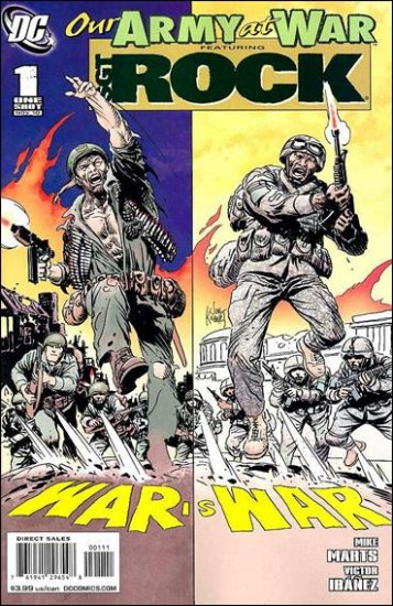 OUR ARMY AT WAR VOL 2 #1 NM (2010) SGT ROCK