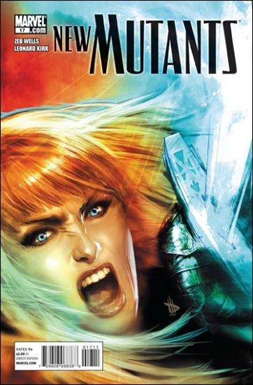NEW MUTANTS #17 NM (2010)