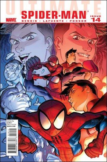 ULTIMATE SPIDER-MAN #14 NM (2010)