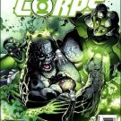GREEN LANTERN CORPS #52 NM (2010)BRIGHTEST DAY VARIANT COVER