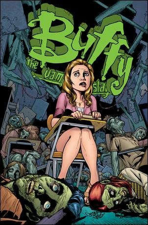 BUFFY THE VAMPIRE SLAYER SEASON EIGHT #37 (2010)JEANTY COVER B