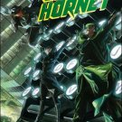 GREEN HORNET #8 NM (2010) COVER A- ALEX ROSS COVER