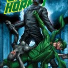 GREEN HORNET #8 NM (2010) COVER B- GREG HORN COVER