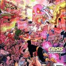 DC UNIVERSE LEGACIES #6 NM (2010)CRISIS AND GEORGE PEREZ ART