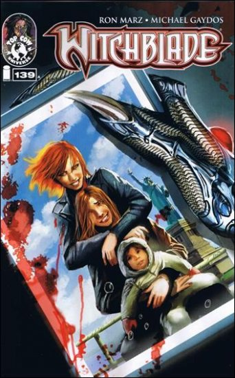 WITCHBLADE #139 NM (2010)