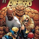 NEW AVENGERS VOL 2 #1 - 5 (2010) NM TRADE SET OF 6* ISSUES***BONUS***