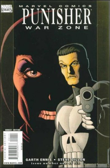 PUNISHER WAR ZONE #1-6  NM (2009) COMPLETE SERIES ALL SIX ISSUES