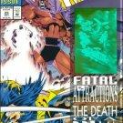 X-MEN #25 VF/NM W/HOLOFOIL COVER
