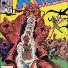 UNCANNY X-MEN #187 VF/NM