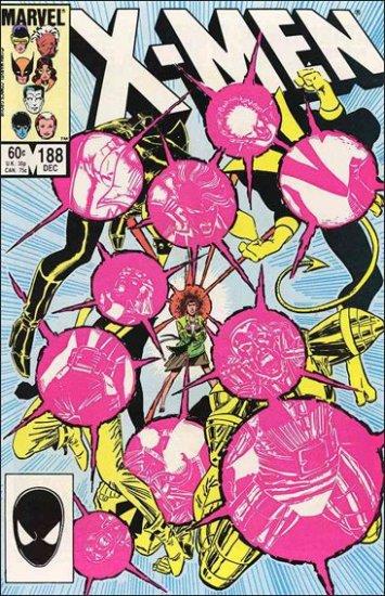 UNCANNY X-MEN #188 VF/NM