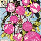 UNCANNY X-MEN #188 VF/NM
