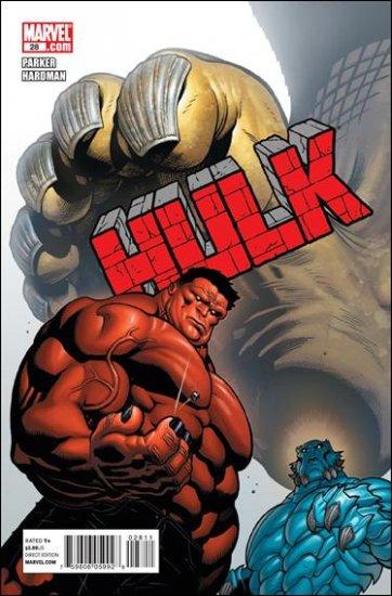 HULK #28 NM (2010)