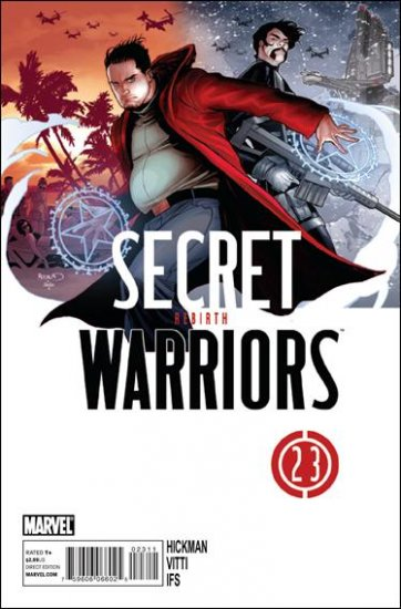 SECRET WARRIORS #23 NM (2010)