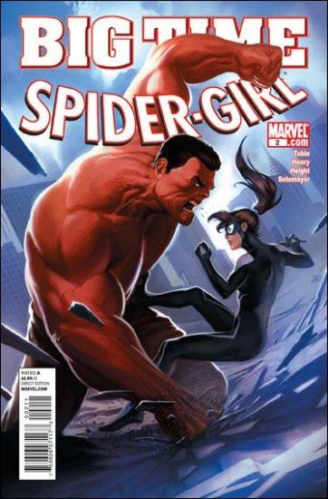 SPIDER-GIRL #2  NM (2010)