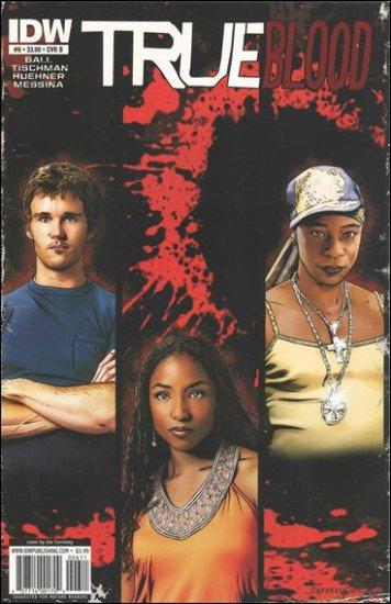 TRUE BLOOD #6 COVER B NM (2010)