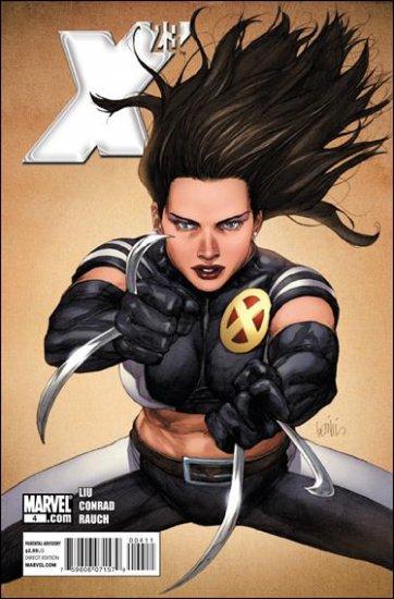 X-23 #4 NM (2010)
