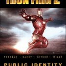IRON MAN 2: PUBLIC IDENTITY COMPLETE TRADE SET #1, 2, 3 VF/NM (2010)