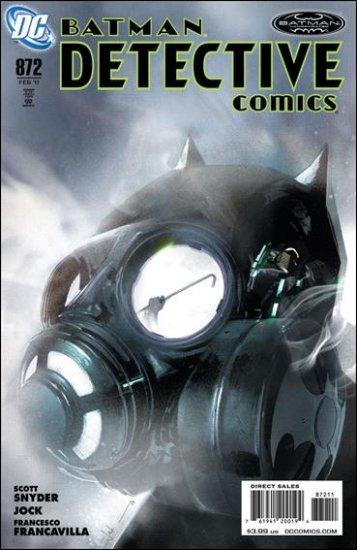 DETECTIVE COMICS #872 NM (2010)