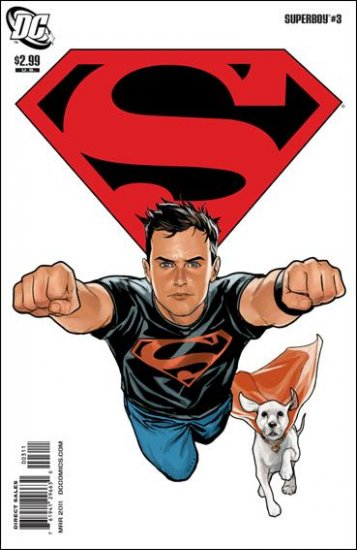 SUPERBOY #3 VF/NM (2011)