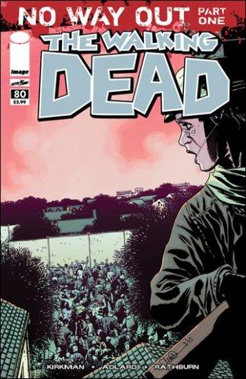 WALKING DEAD #80 NM (2011)