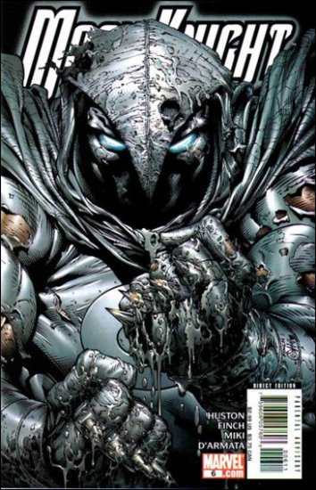 """MOON KNIGHT VOL 5 (2006) #6-10  NM (2009) COMPLETE SET OF 5 ISSUES INCLUDES """"CASUALTIES OF WAR"""""""