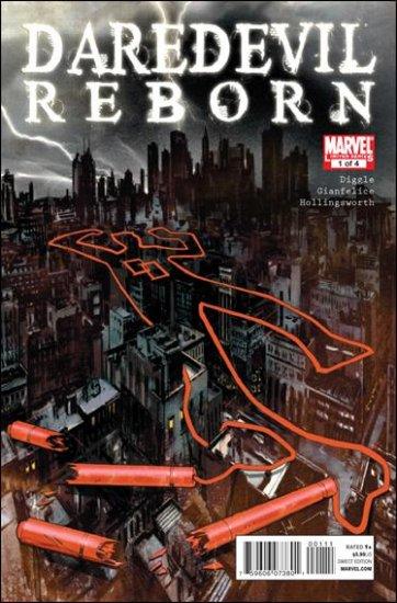 DAREDEVIL REBORN #1 NM (2011)