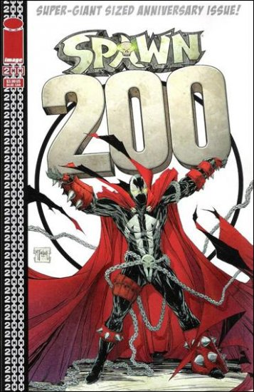 SPAWN #200 VF/NM (2011) COVER A- MCFARLANE COVER