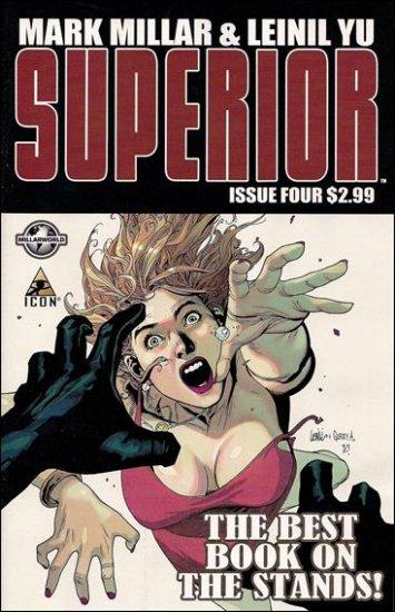 SUPERIOR #4 NM (2011)